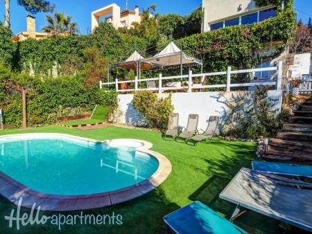 amazing apartments in sitges