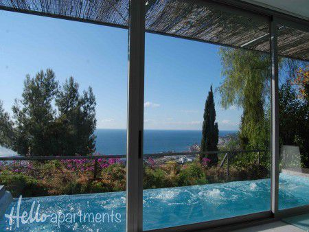 rent luxury houses sitges